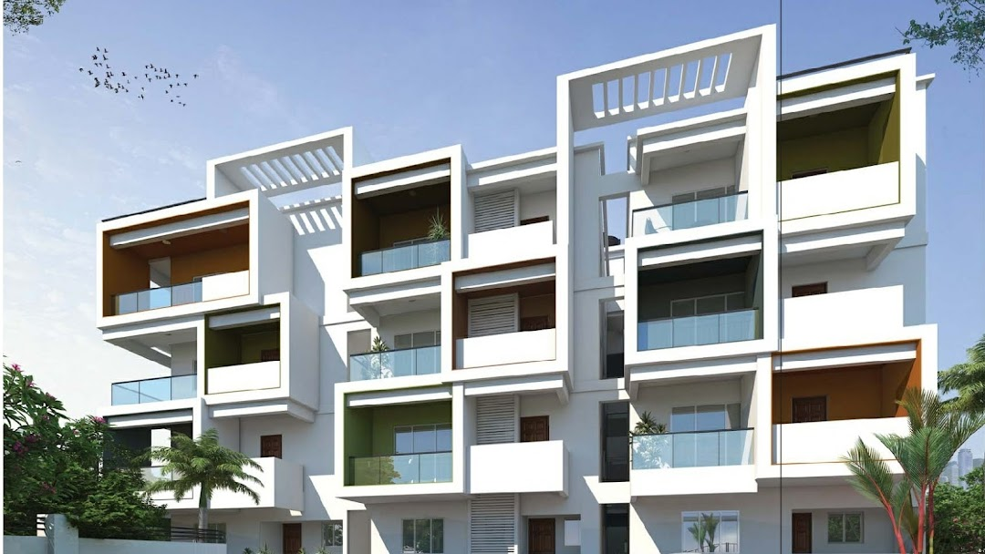 HomeTown THE ADDRESS - 2BHK apartments