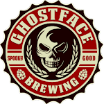 Logo for Ghostface Brewing