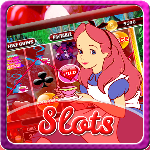 Mad Tea Party Slots (game)