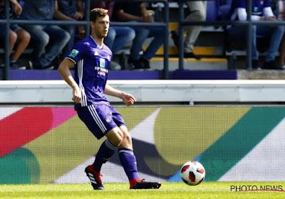 Un Anderlechtois appelé pour la première fois en équipe nationale