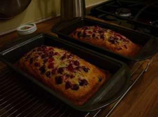 Amish Friendship Bread Cranberry Variations Recipe
