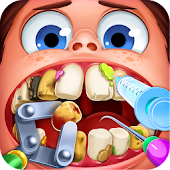 kids Doctor Dentist Fun Games - Games for Kids