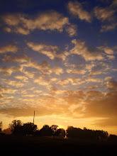 Photo: Sunrise | October 29, 2013