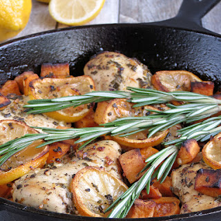 Baked Rosemary Chicken Breast Lemon Recipes.