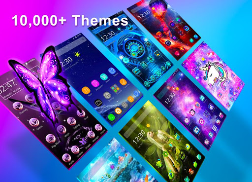 CM Launcher 3D - Theme, Wallpapers, Efficient 5.39.1 screenshots 1