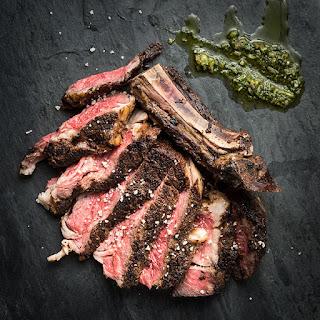 The Reverse Seared Steak