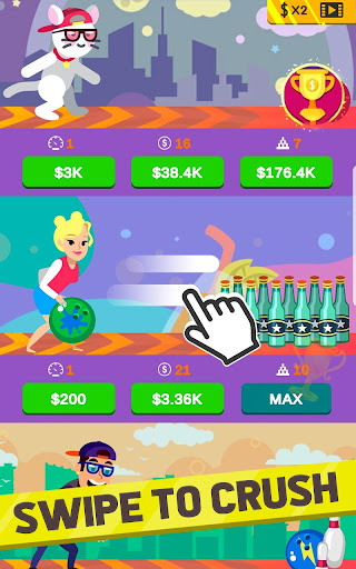 Bowling Idle - Sports Idle Games 2.1.5 de.gamequotes.net 1