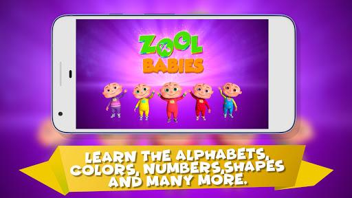 Kids Learn Phonics: ABC Songs & Preschool Rhymes. 1.33 screenshots 1