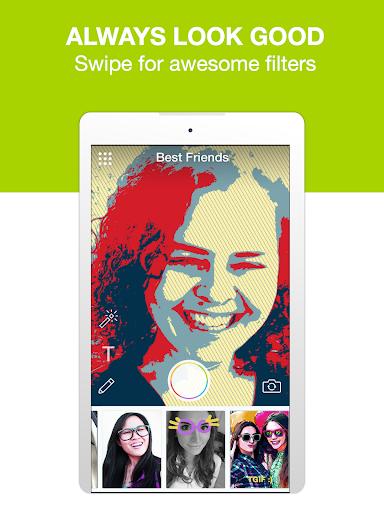 Push-to-Talk Video Chat screenshot 6