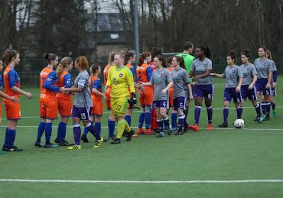 Gent Ladies-Anderlecht Women, un affrontement de costaudes