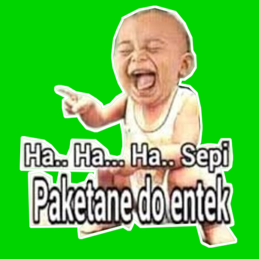 Stiker Meme Lucu Jawa Ngakak Wastickerapps Apps On Google Play