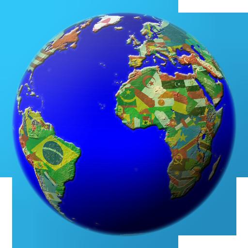 World Geography. Quiz 3D