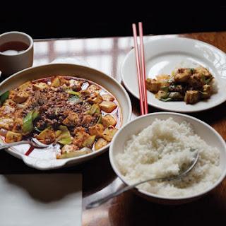 Han Dynasty's Mapo Tofu
