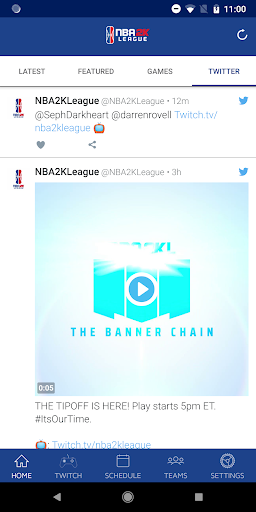 NBA 2K League 1.0.1 screenshots 3