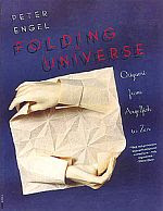 Photo: Folding the Universe Engel, Peter  Vintage Books 1989 paperback 323 pp, 215 x 280 mm ISBN 0394757513 (original)
