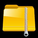 Zip Viewer Icon