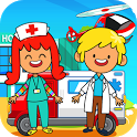 My Pretend Hospital - Kids Hospital Town Life FREE icon