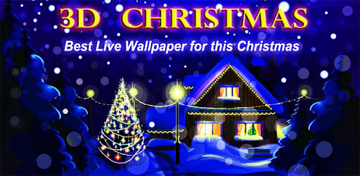 Christmas Live Wallpaper For Computer - Wallpapersafari inside Christmas 3D  Live Wallpaper