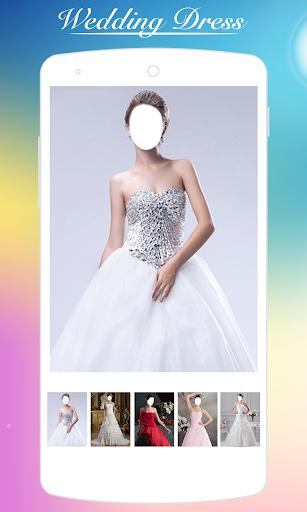 Wedding Dress Photo Montage 1.0 7
