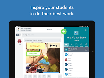 Seesaw: The Learning Journal APK screenshot thumbnail 11