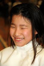 Photo: Nee, ze is heel blij!