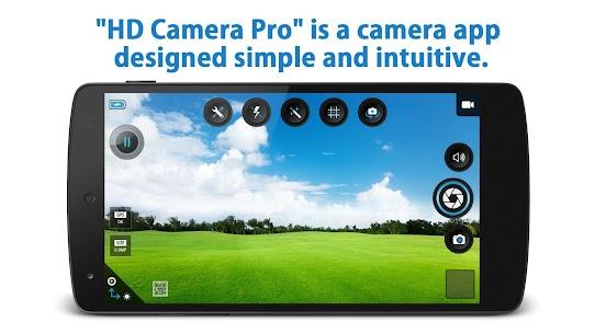 HD Camera Pro – silent shutter v3.0.0 [Paid] APK 1