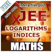 JEE-MATHS-LOGARITHMS INDICES