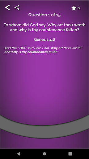 Bible Quiz 10 screenshots 4