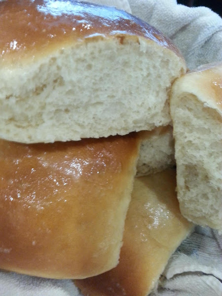 Sweet & Fluffy Dinner Rolls Recipe