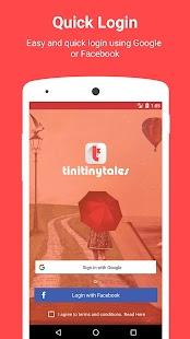 Tini Tiny Tales - náhled