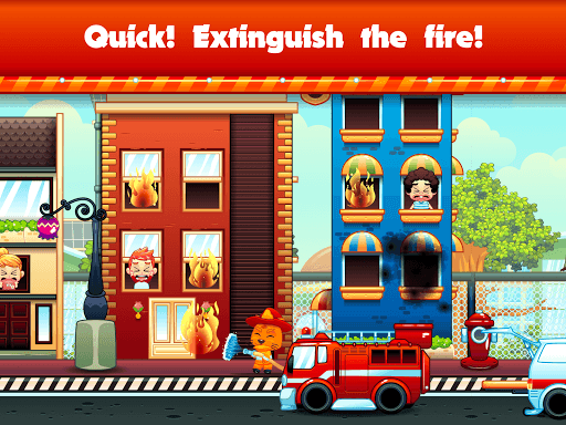 Marbel Firefighters - Kids Heroes Series  screenshots 10