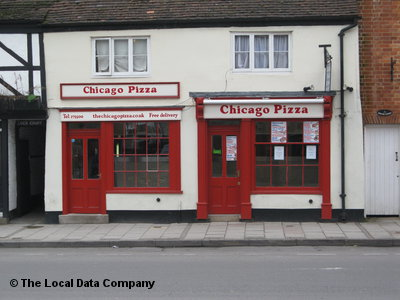 Chicago Pizza On High Street Pizza Takeaway In Tewkesbury