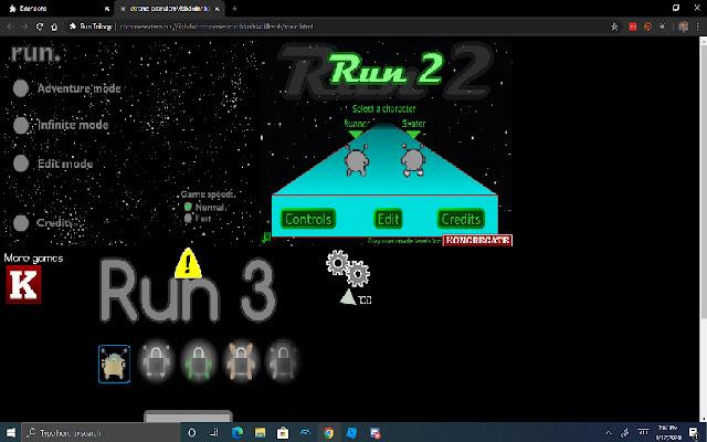 Run Trilogy