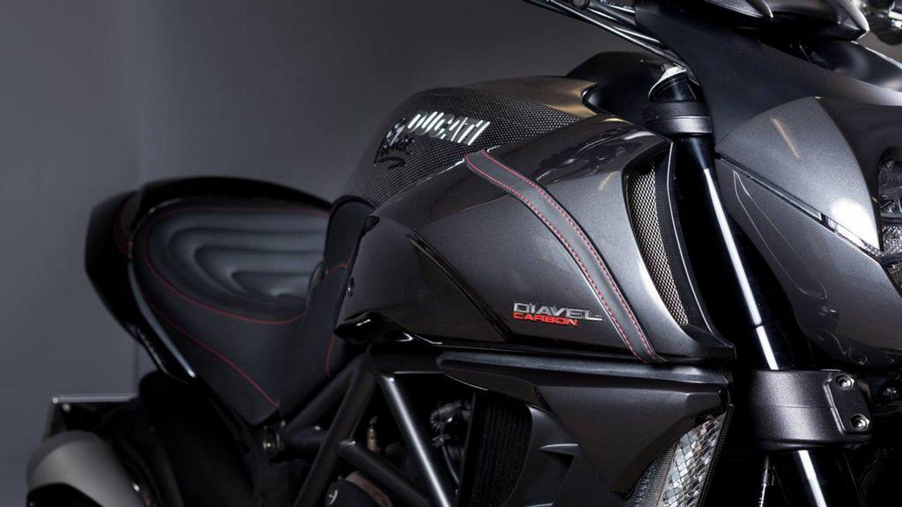 Ducati Diavel Custom by Vilner