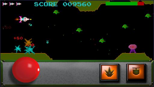 Code Triche Classic Scramble Arcade apk mod screenshots 3