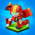 Merge Robots - Click & Idle Tycoon Games apk