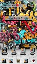 Graffiti Wallpaper&icon - screenshot thumbnail 05