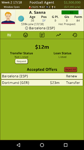 Football Agent Free 1.2.0 {cheat|hack|gameplay|apk mod|resources generator} 2