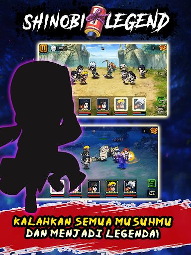 Shinobi Legend - Ninja Battle 1.0.1 screenshots 6