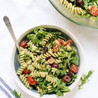 Vegetarian Pasta Salad Recipes.