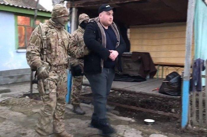 Задержание Эдема Кадырова