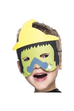 Barnmask Fågelskrämma