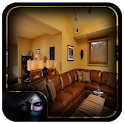 Living Room Leather Couches icon