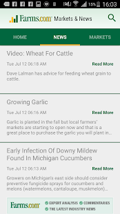 Farms.com Markets- screenshot thumbnail