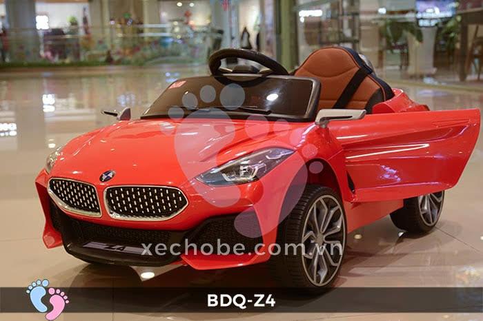 Xe ô tô điện cho bé BDQ-Z4 10