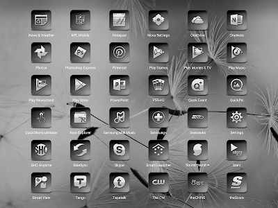 Bacca Gray - Icon Pack screenshot 11
