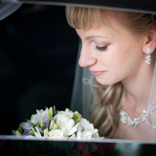 Wedding photographer Mayya Belokoneva (nightbreeze). Photo of 15.10.2014