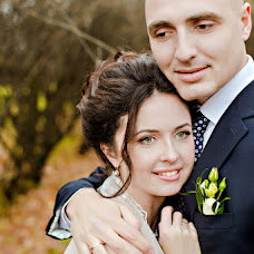Wedding photographer Oksana Zazelenskaya (Deisy). Photo of 10.02.2015