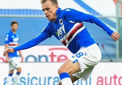 Alle ogen gericht op Mikkel Damsgaard van Sampdoria