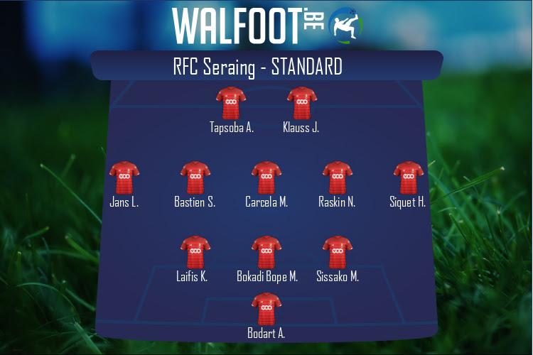 Standard (RFC Seraing - Standard)